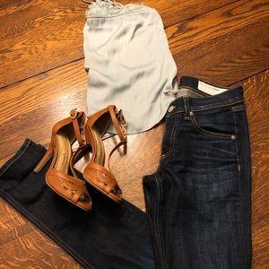 Rag & Bone Size 24 Skinny Jean